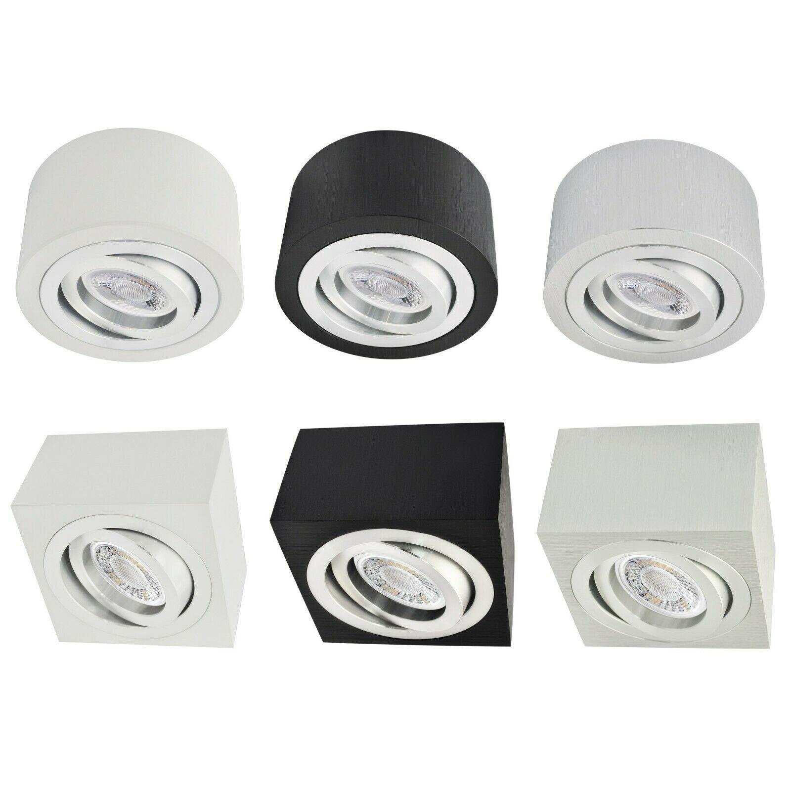 LED Aufbaustrahler 5W dimmbar