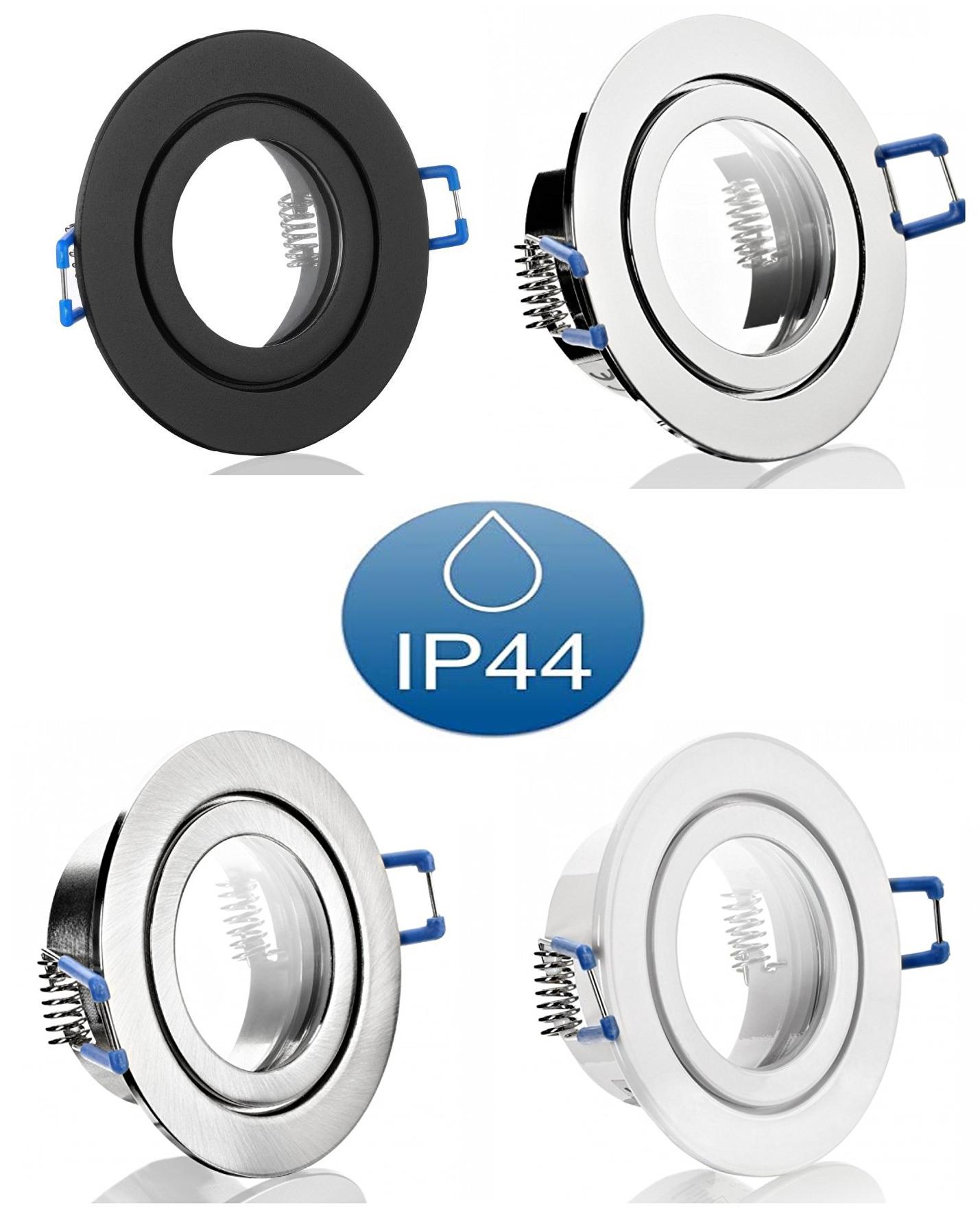 IP44 für Feuchtraum