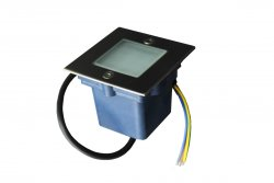 LED Wand-Treppeneinbauleuchte 0,8W dezent 230V indirekt