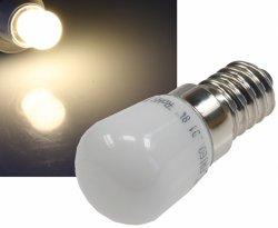 E14 LED Kühlschrankbirne 2W Notlicht warmweiß 230V 140LM