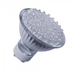 LED GU10 Strahler 2.5W 60LEDs Lampe tageslichtweiß neutralweiß 4000K