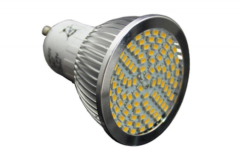 90 smd leds gu10 warmwei 230v led leuchtmittel strahler lampe 50w halogenersatz ebay. Black Bedroom Furniture Sets. Home Design Ideas