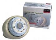 Mobiles LED Nachtlicht Notlicht mit Bewegungsmelder Batteriebetrieb